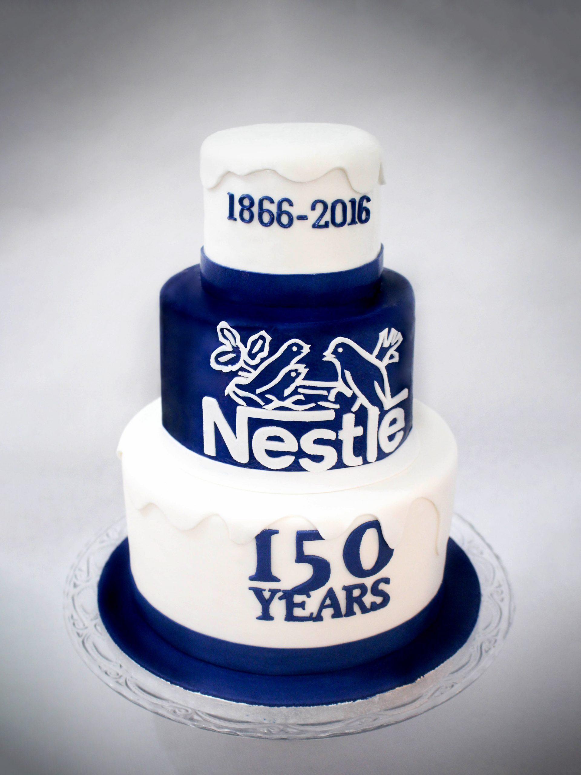 Anniversaire<br>Nestlé