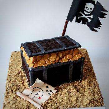 Anniversaire<br>Gâteau sculpté